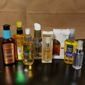 Mega Hair Oil & Serum Lot